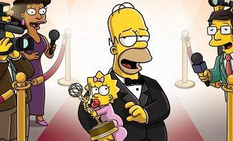 Premios de la serie los Simpsons