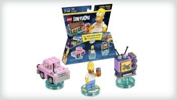 Ver Lego Dimensions de Homer SImpson