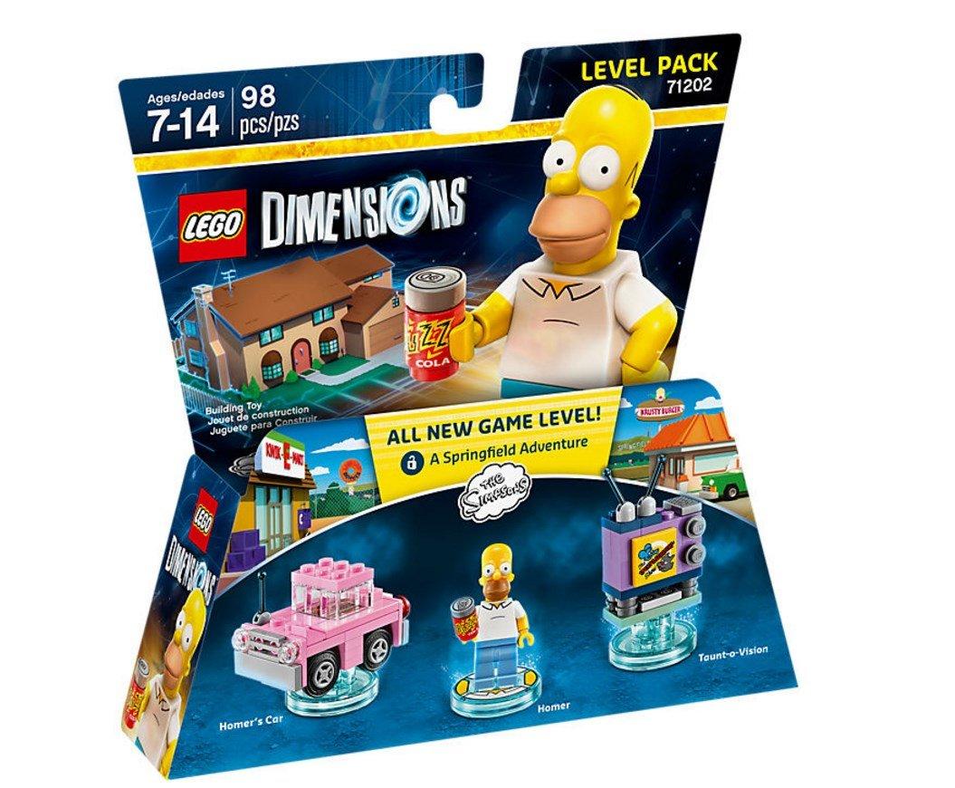 Comprar Lego Dimensions de Homer Simpson