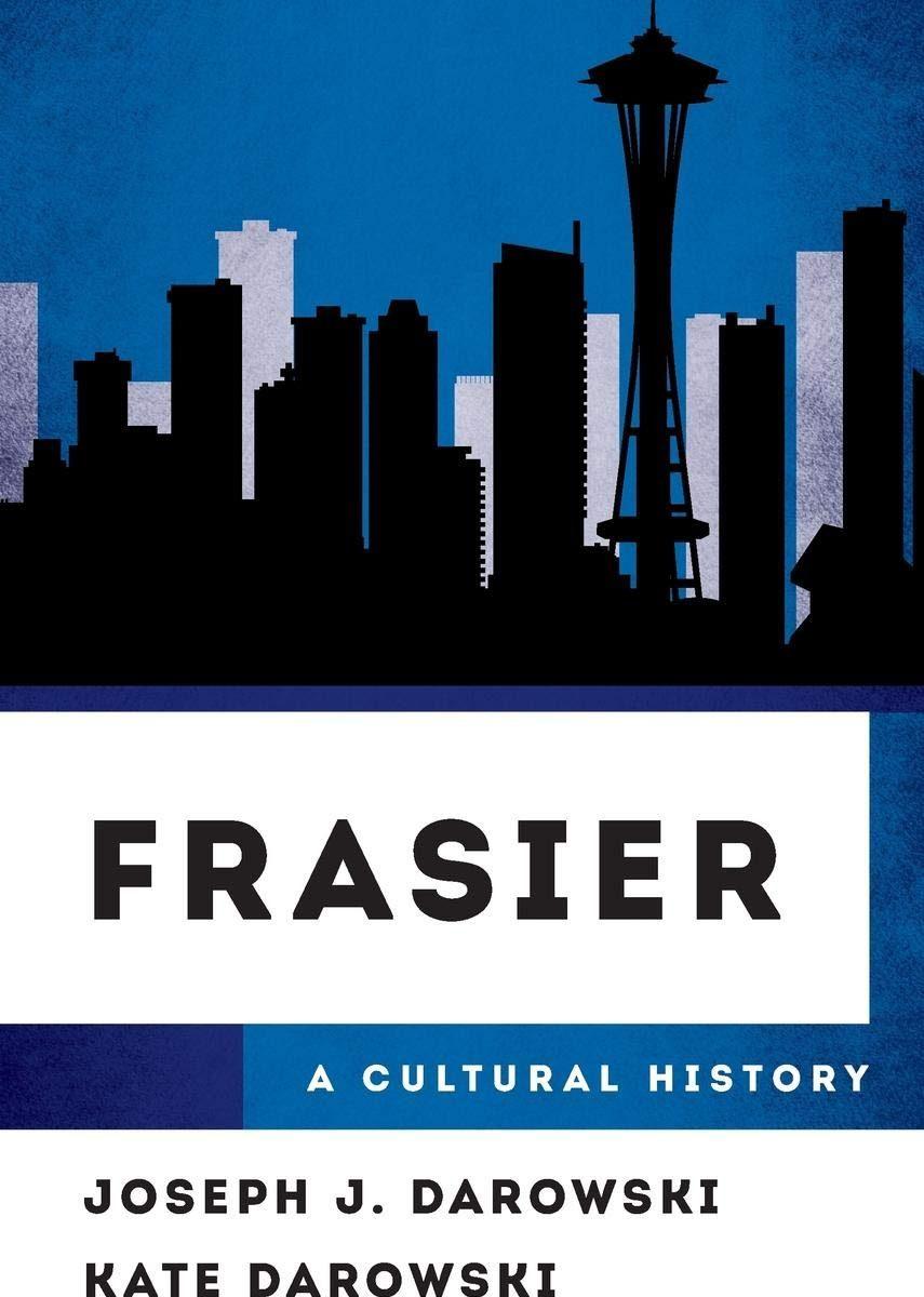 Comprar libro Frasier la historia cultural de la tv