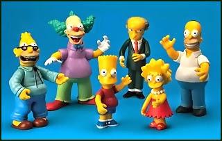 Tienda de figuras, funko pop y lego de los SImpsons y sus personajes