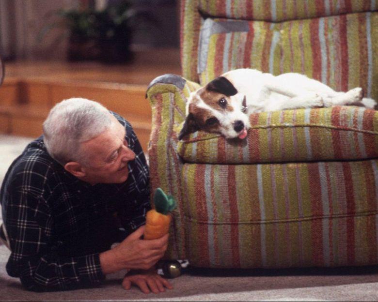 Martin y Eddie en Frasier