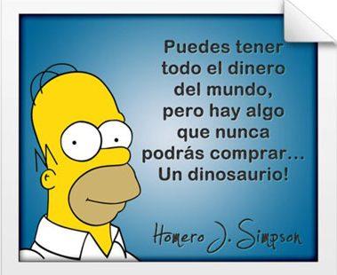Frases más conocidas de Homer Simpson