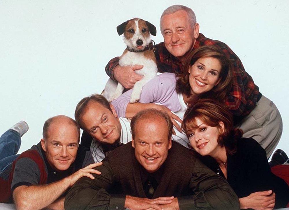 Personajes principales de Frasier