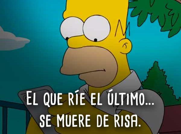 Frases más famosas de Homer Simpson
