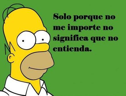 frases mas famosas de Homer Simpson