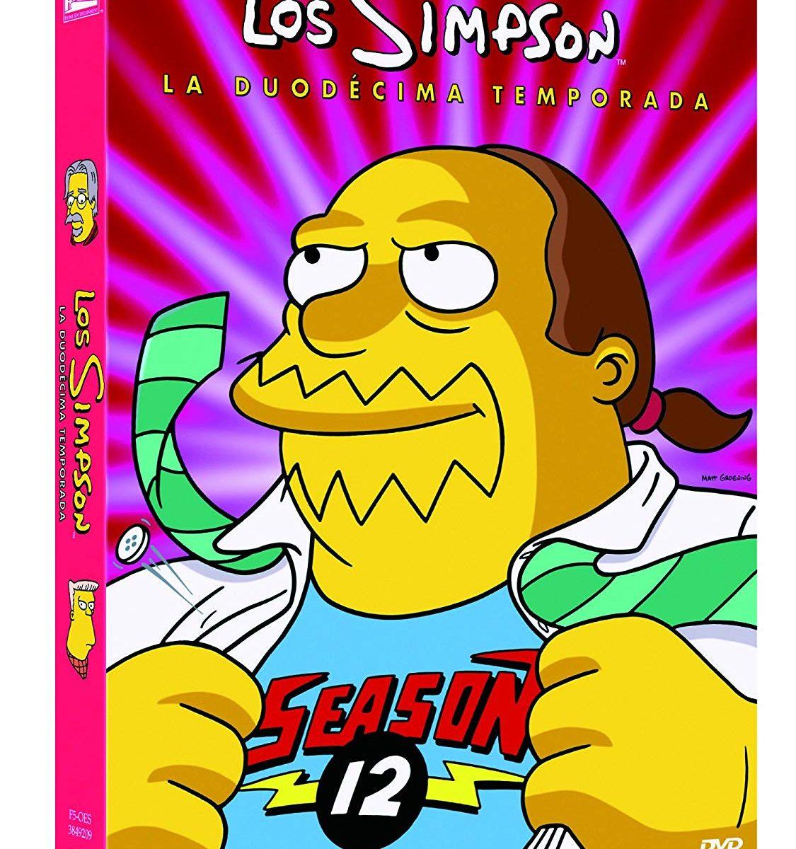 comprar temporada 12 de los simpsons