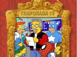 Ver temporada 14 de los SImpsons