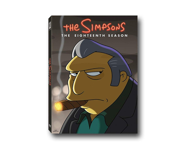 ver temporada 18 de los Simpsons en español