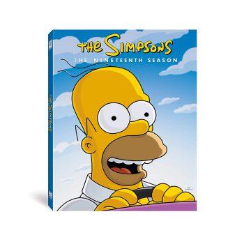 Ver los SImpsons temporada 19