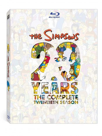 ver temporada 20 de los Simpsons en castellano