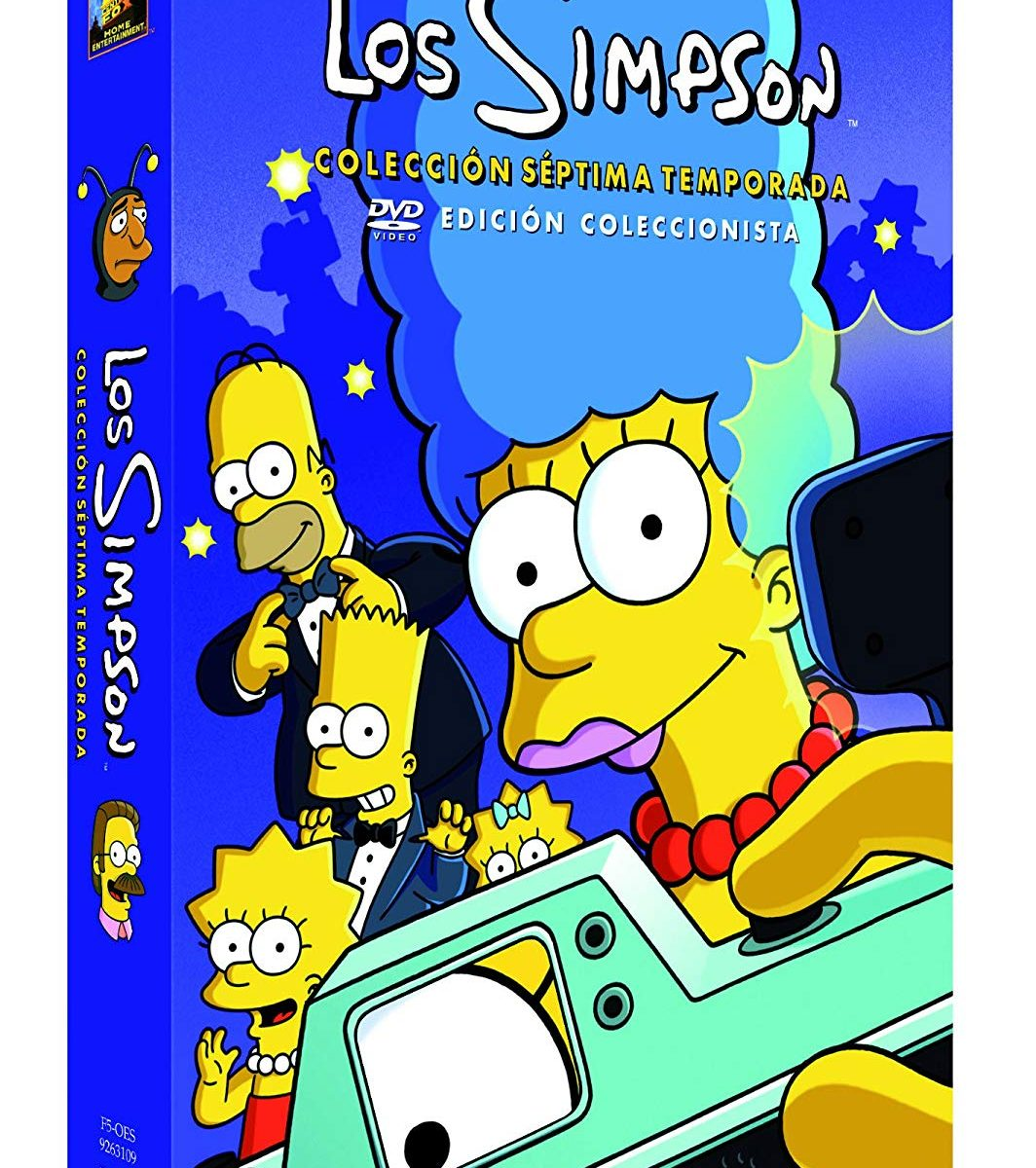 los simpsons temporada 7