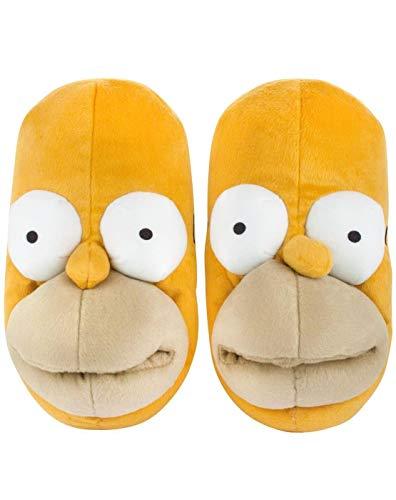 comprar pantuflas de Homer Simpsn