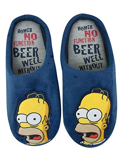 Comprar pantuflas de Homer SImpson