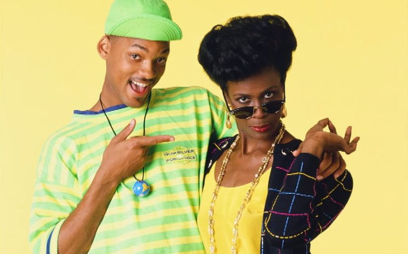 Camiseta retro el Príncipe de Bel Air
