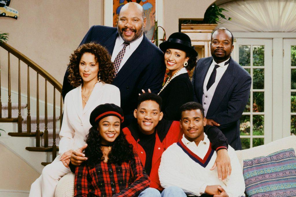 Todos los protagonistas de la serie de tv El Príncipe de Bel Air
