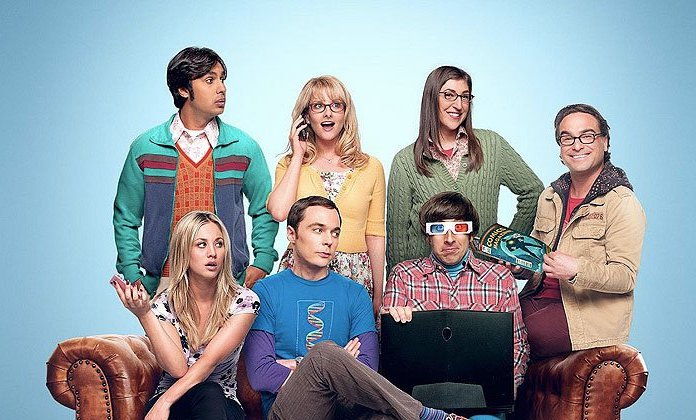 Personajes estereotipo de The BIg Bang Theory