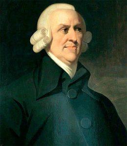 Nombres de personajes científicos importantes,Adam Smith