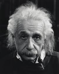 Personajes de la ciencia, Albert Einstein