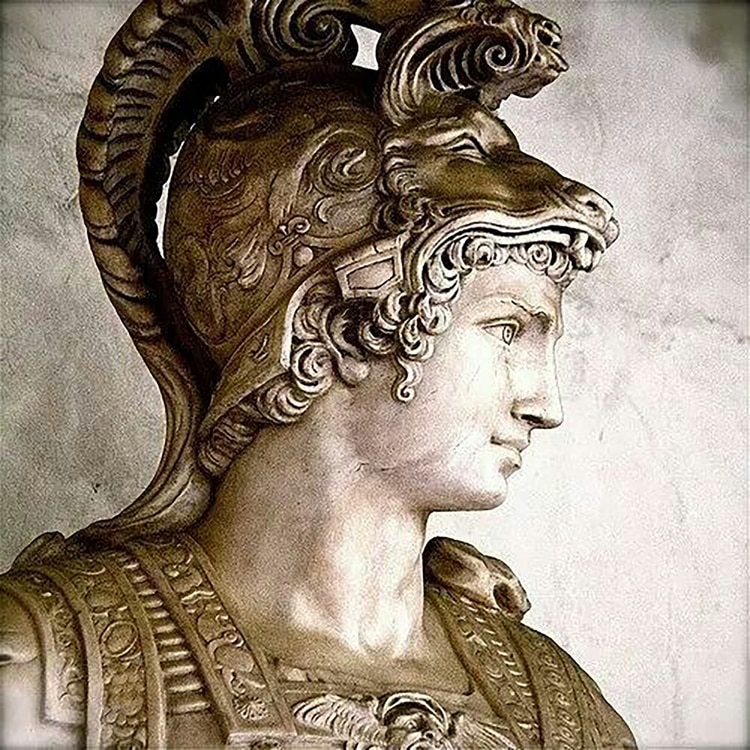 Alejandro Magno, Personajes líderes de la historia