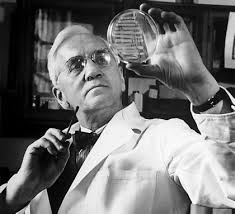 Personajes históricos de la medicina Alexander Fleming