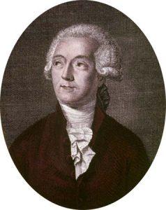 Personajes históricos franceses de la ciencia Antoine Lavoisier