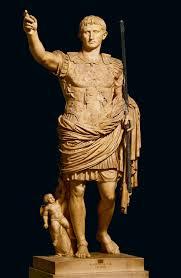 Nombres de los 28 líderes históricos más importantes, Augusto