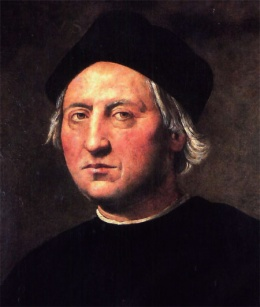 Cristobal Colón, personajes exploradores