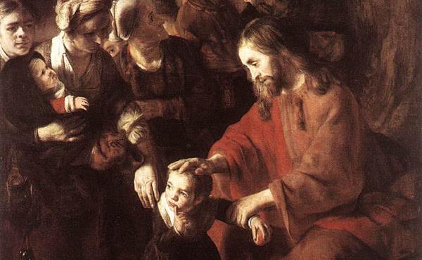 Personajes ocultos alrededor de Jesús de Nazaret