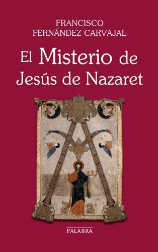 El misterio de Jesús de Nazaret, comprar libro