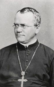 Nombres de personajes científicos, Gregor Mendel