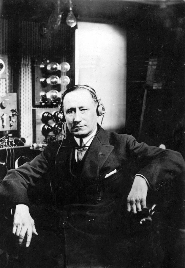 Personajes de la historia, Guillermo Marconi