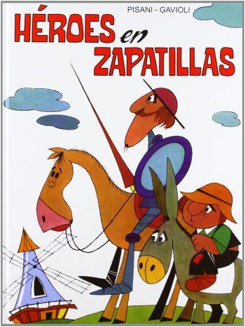 """Personajes históricos para niños, comprar el libro """"Héroes en zapatillas"""""""
