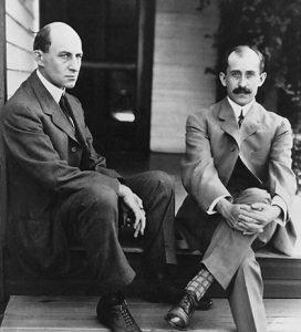 Lista de personajes importantes científicos Hermanos Wright