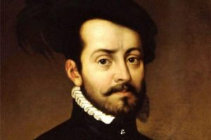 Exploradores más importantes de la historia, Hernán Cortés