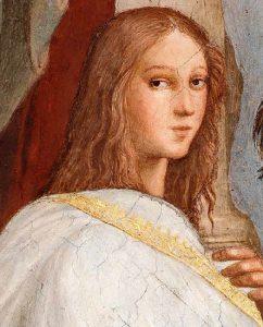 Personajes históricos mujeres de la ciencia, Hipatia de Alejandría