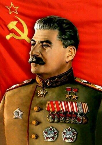 Iosif Stalin, personajes líderes históricos comunistas