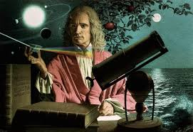 Personajes científicos, Isaac Newton