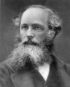 Nombres de personajes científicos, James Clerk Maxwell