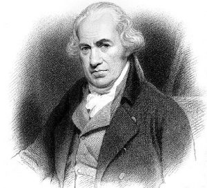 Nombres de personajes científicos más importantes James Watt