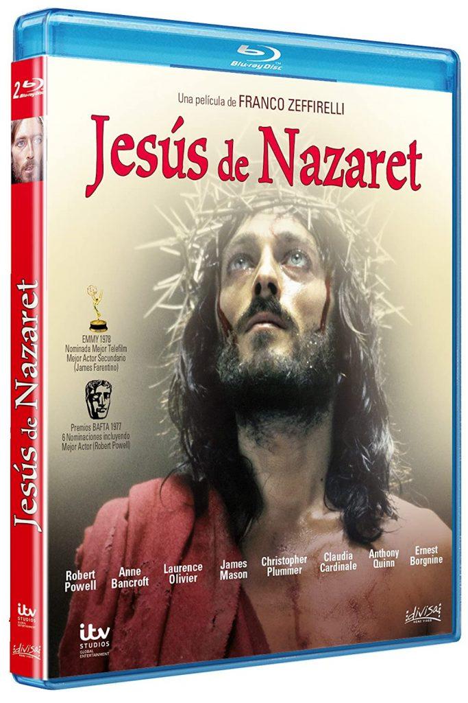 Comprar Franco Zeffirelli Jesús de Nazaret la Película de 1977 Jesús de Nazaret película