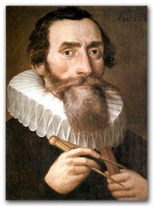 Personajes históricos alemanes de las ciencias, Johannes Kepler