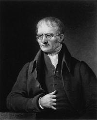 Personalidades históricas famosas de la ciencia, John Dalton