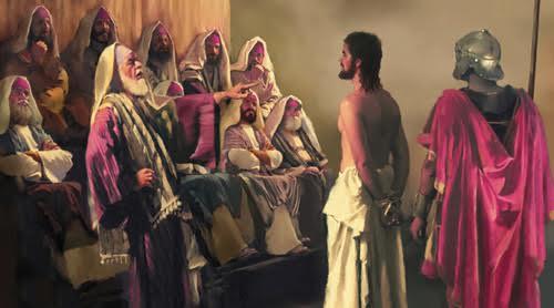 Antecedentes a su muerte. Juicio judío a Jesús de Nazaret