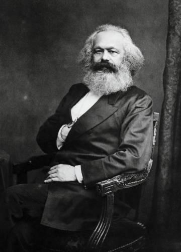 Karl Marx, filósofos y pensadores de la historia