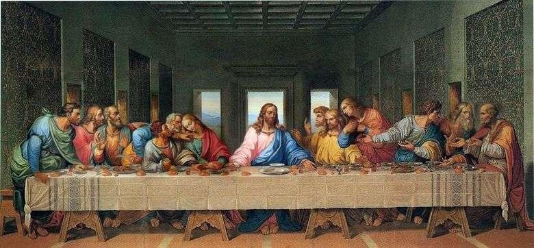 ¿Cómo, cuándo y dónde murió Jesús de Nazaret? La última cena de Leonardo Da Vinci