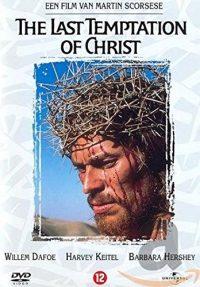 Jesús de Nazaret película comprar La última tentación de Cristo de Martin Scorsese