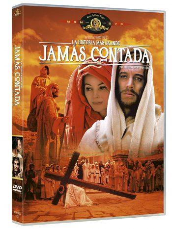 """Comprar películas de Jesús de Nazaret. Ver """"La historia más grande jamás contada"""""""