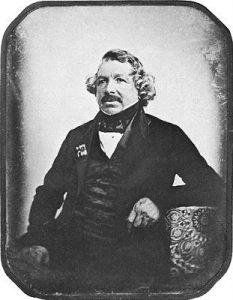 Personajes históricos de Francia en la ciencia,Louis Daguerre