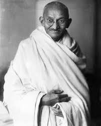 Personajes líderes históricos mundiales más importantes, Mahatma Gandhi